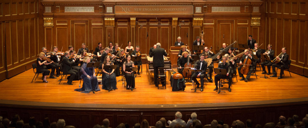 Festival Concerts Boston Early Music Festival