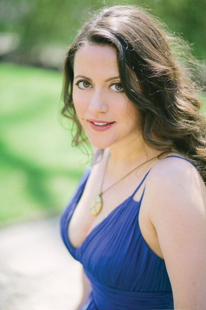 Amanda Forsythe, Angelica