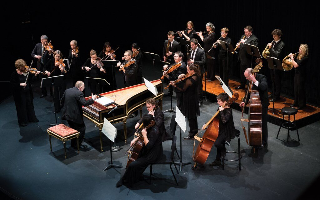 Pacific Baroque Orchestra