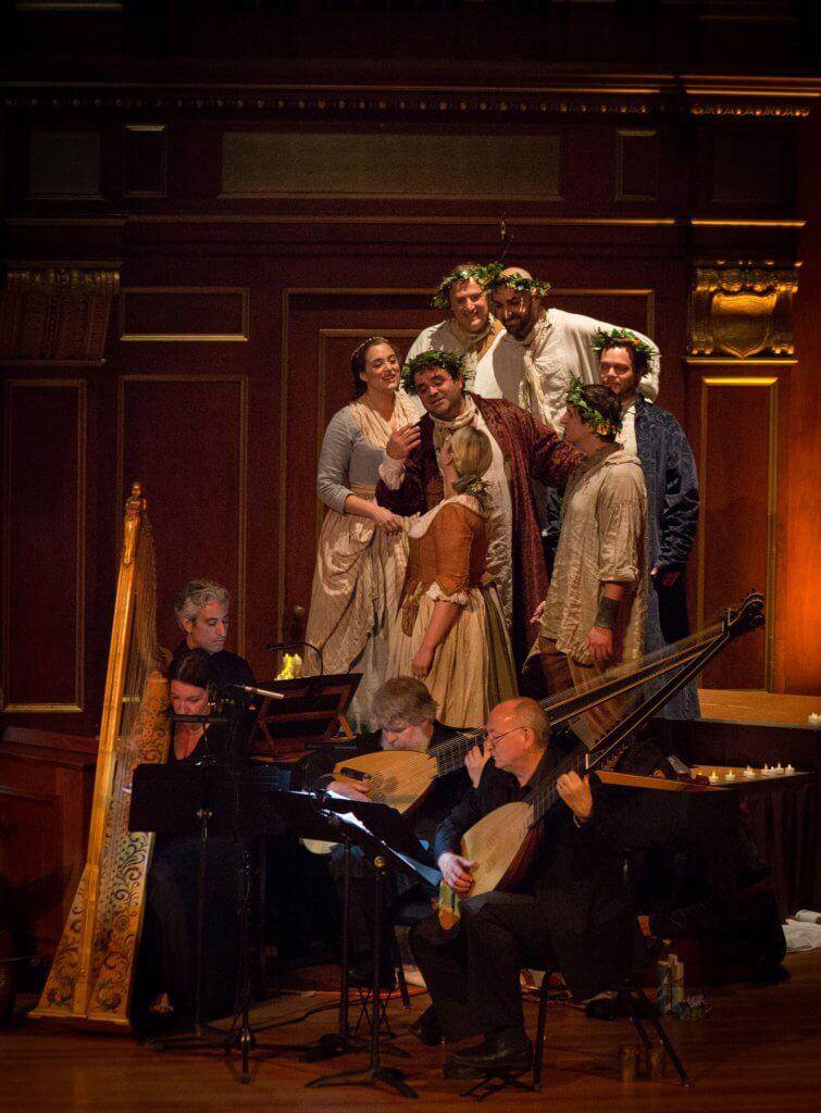 Monteverdi's Orfeo
